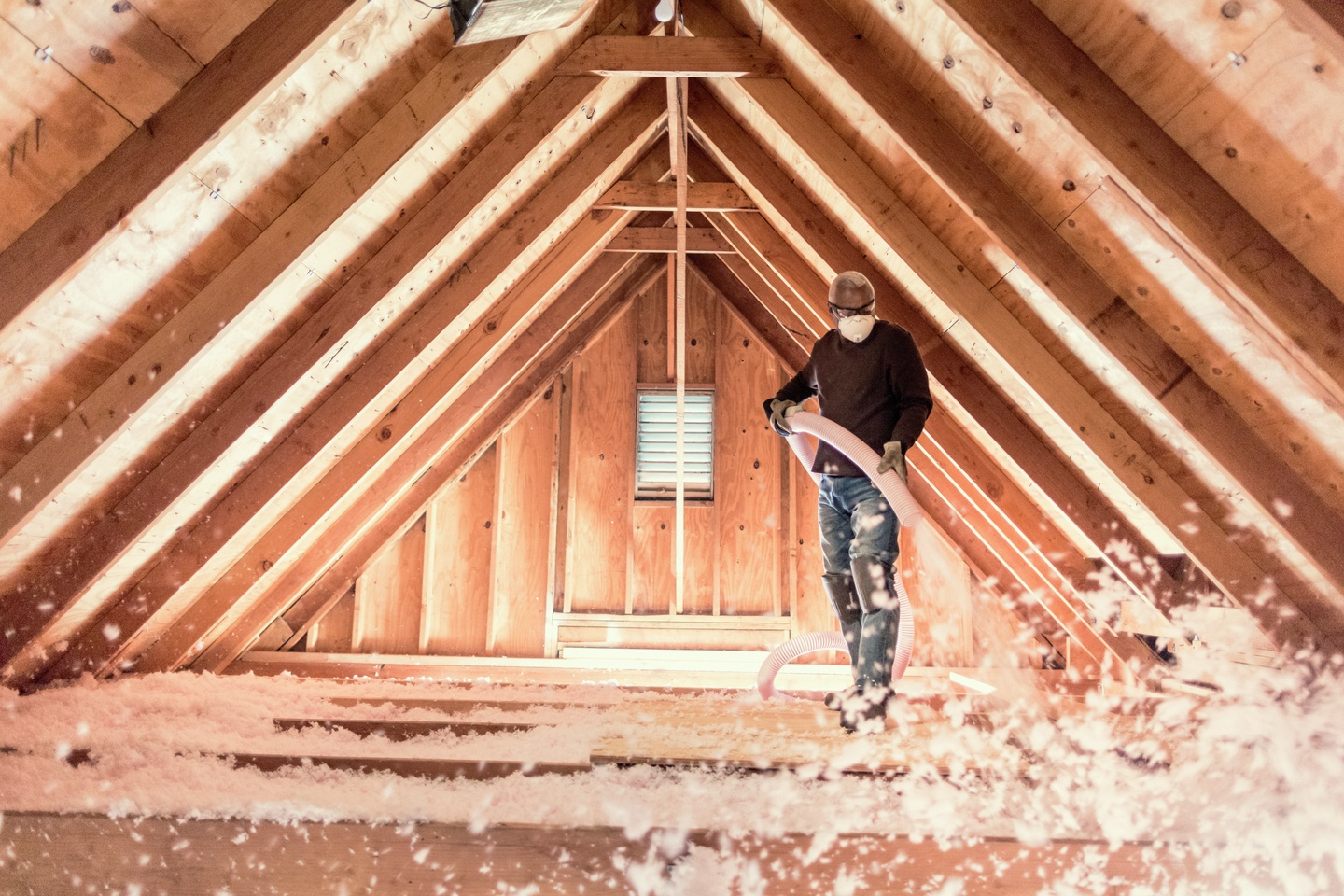 The Role Insulation Plays In Your House Attic Entropy